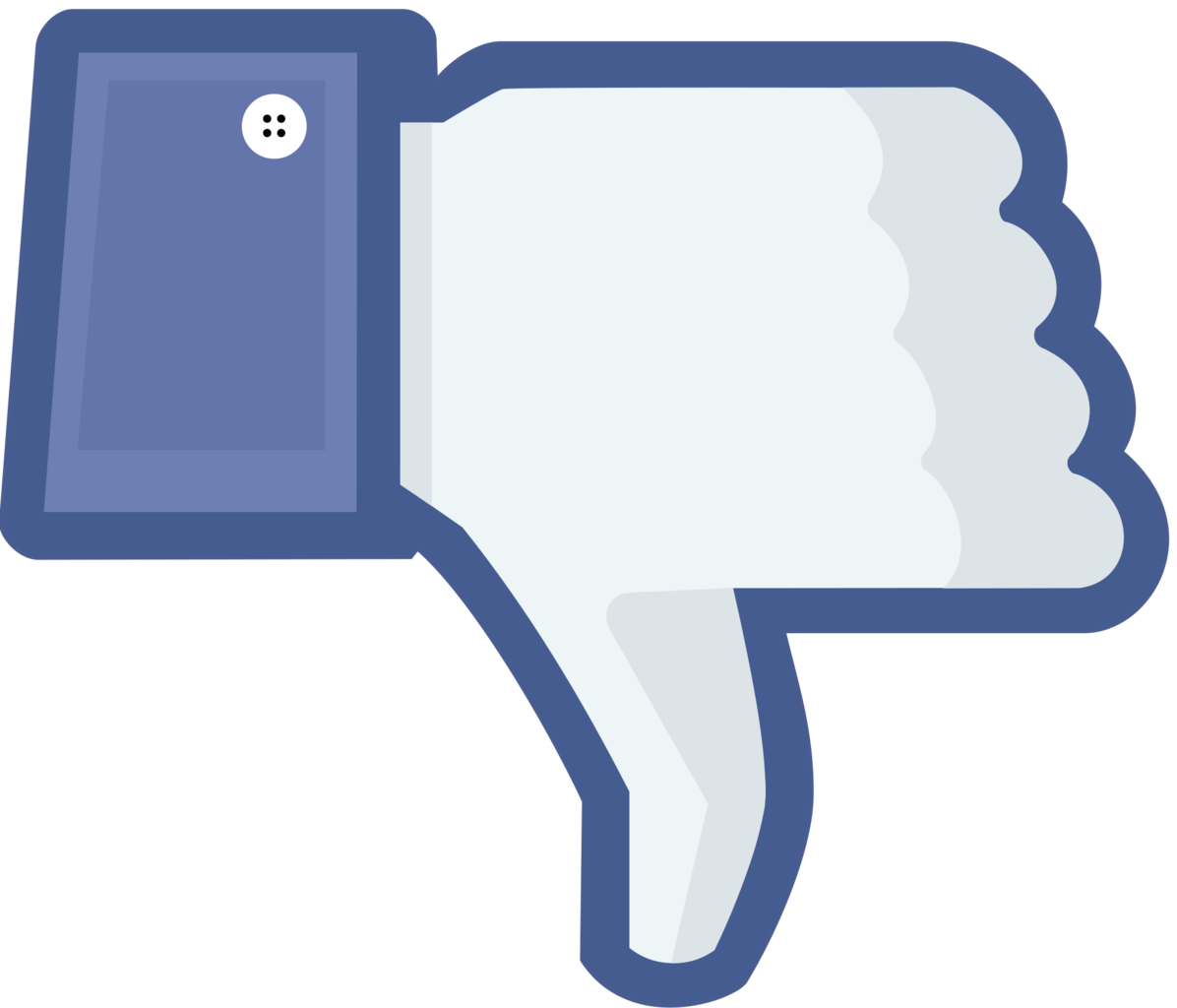 Like Media Button Facebook Social Dislike Transparent PNG Image