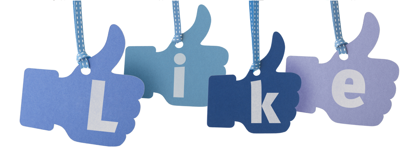 On Like Media Button Us Zero Facebook PNG Image