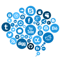 Download Social Media Free PNG photo images and clipart ...