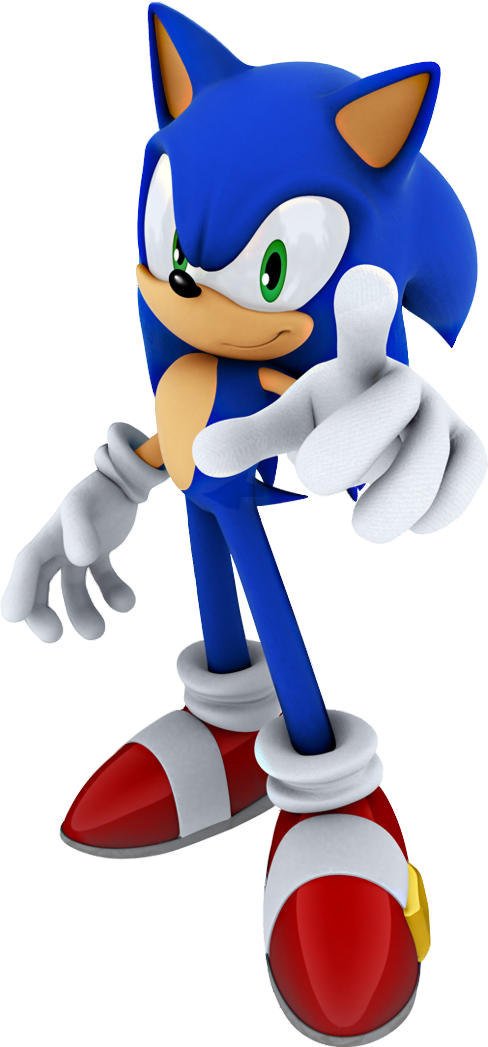 Download Sonic The Hedgehog Transparent Image Hq Png Image Freepngimg