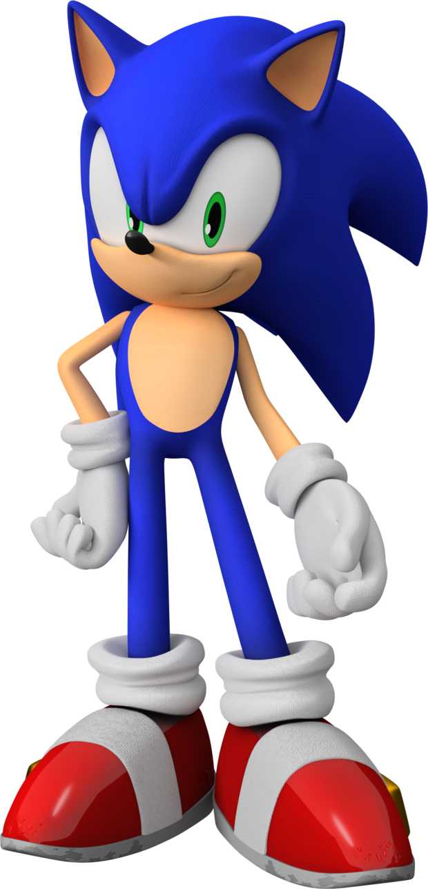 Sonic Rush Toy Robot Unleashed The Hedgehog PNG Image