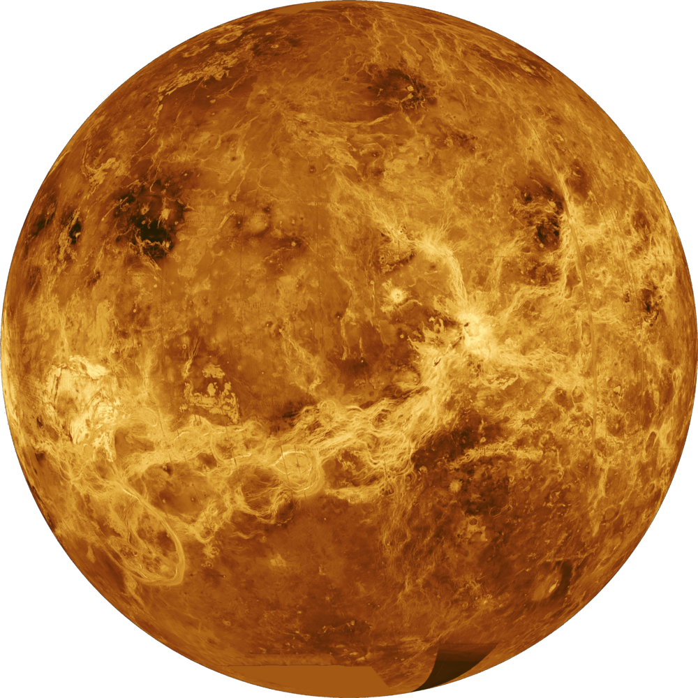 Space Planet Transparent PNG Image