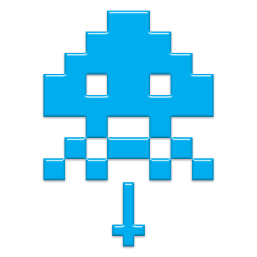 Space Invaders Picture PNG Image