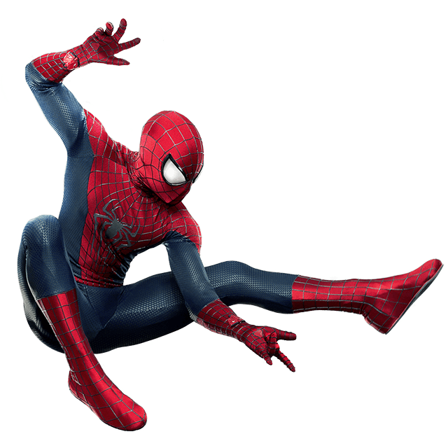 Spiderman Spider-Man Amazing Ultimate Iron The PNG Image
