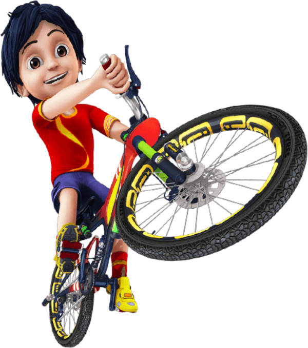 Crazy Race Bicycle Shiva Nickelodeon Bike Games PNG Image