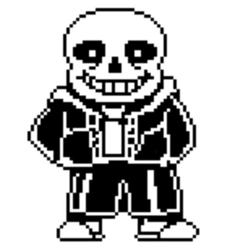 Download Sprite Undertale Game Black Video White HQ PNG