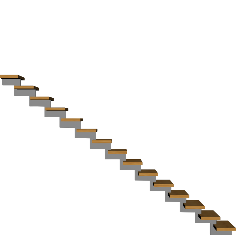 Stairs Transparent Picture PNG Image
