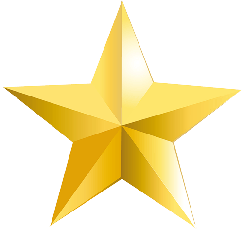 Yellow Star Png Image PNG Image