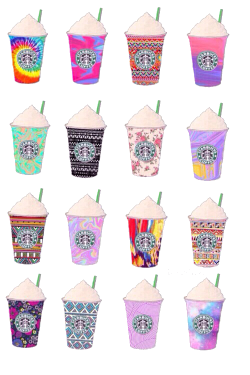 Frappuccino Coffee Wallpaper Starbucks Desktop Free Transparent Image HD PNG Image