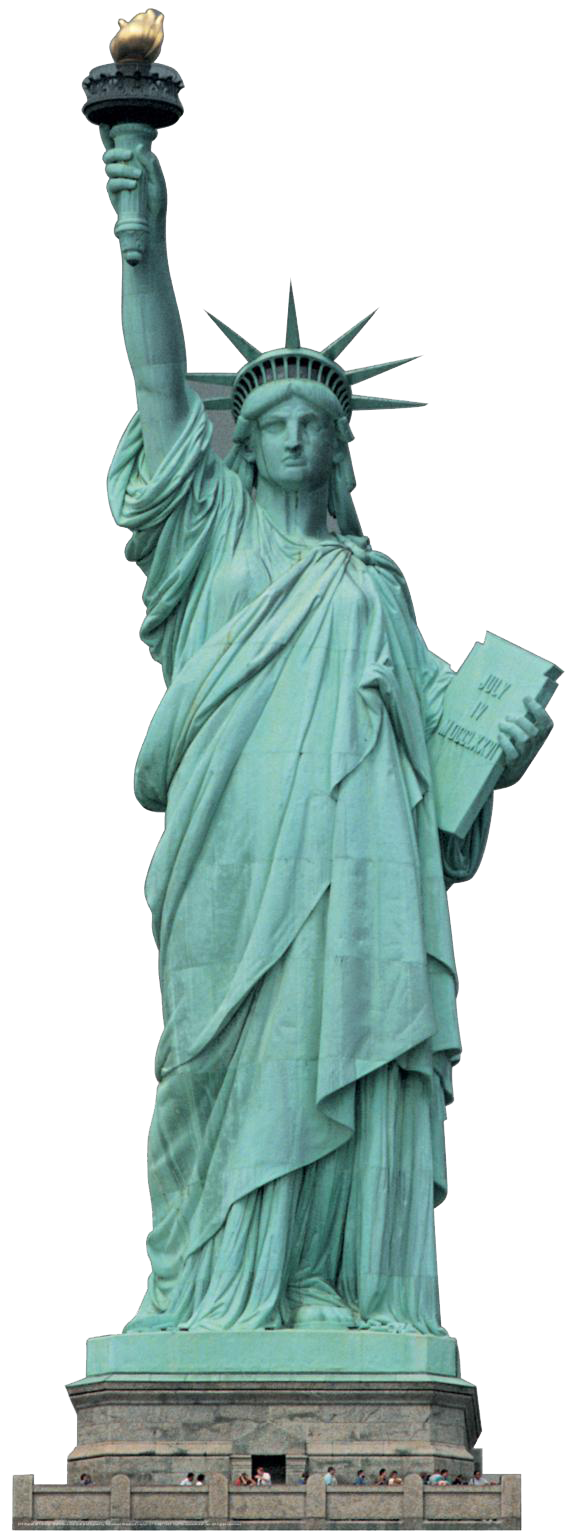 Statue Of Liberty Png PNG Image