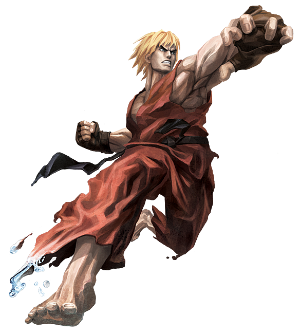 Street Fighter Png File PNG Image