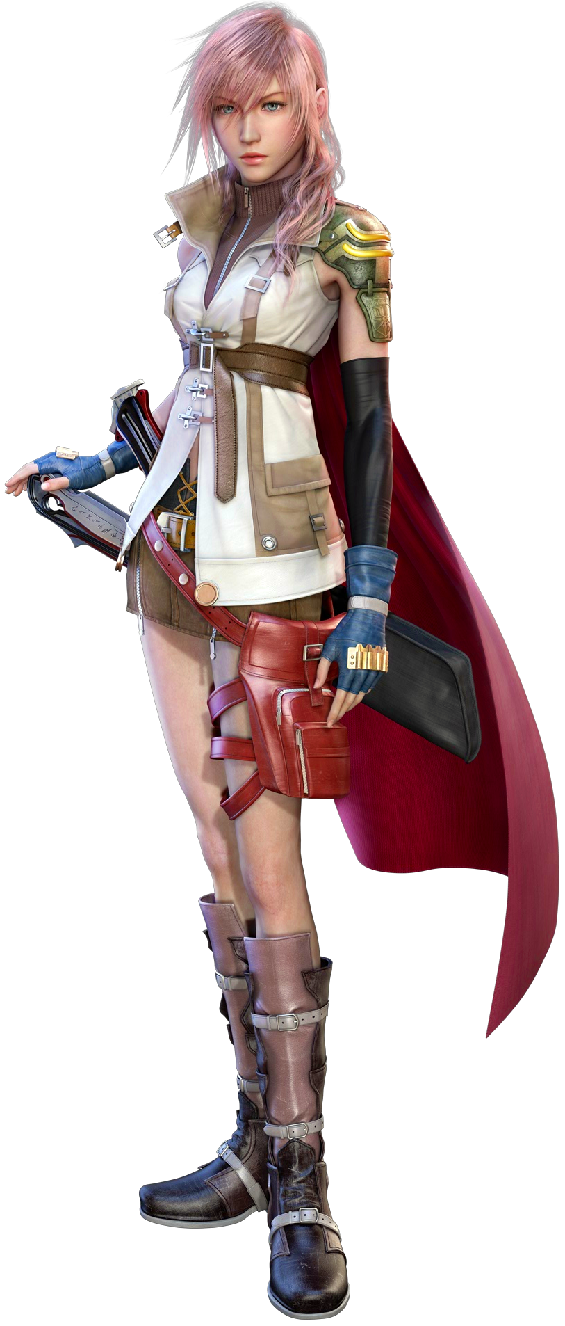 Character Figurine Fictional Lightning Fantasy Returns Xiii PNG Image