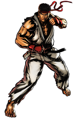 Street Fighter Picture PNG Image