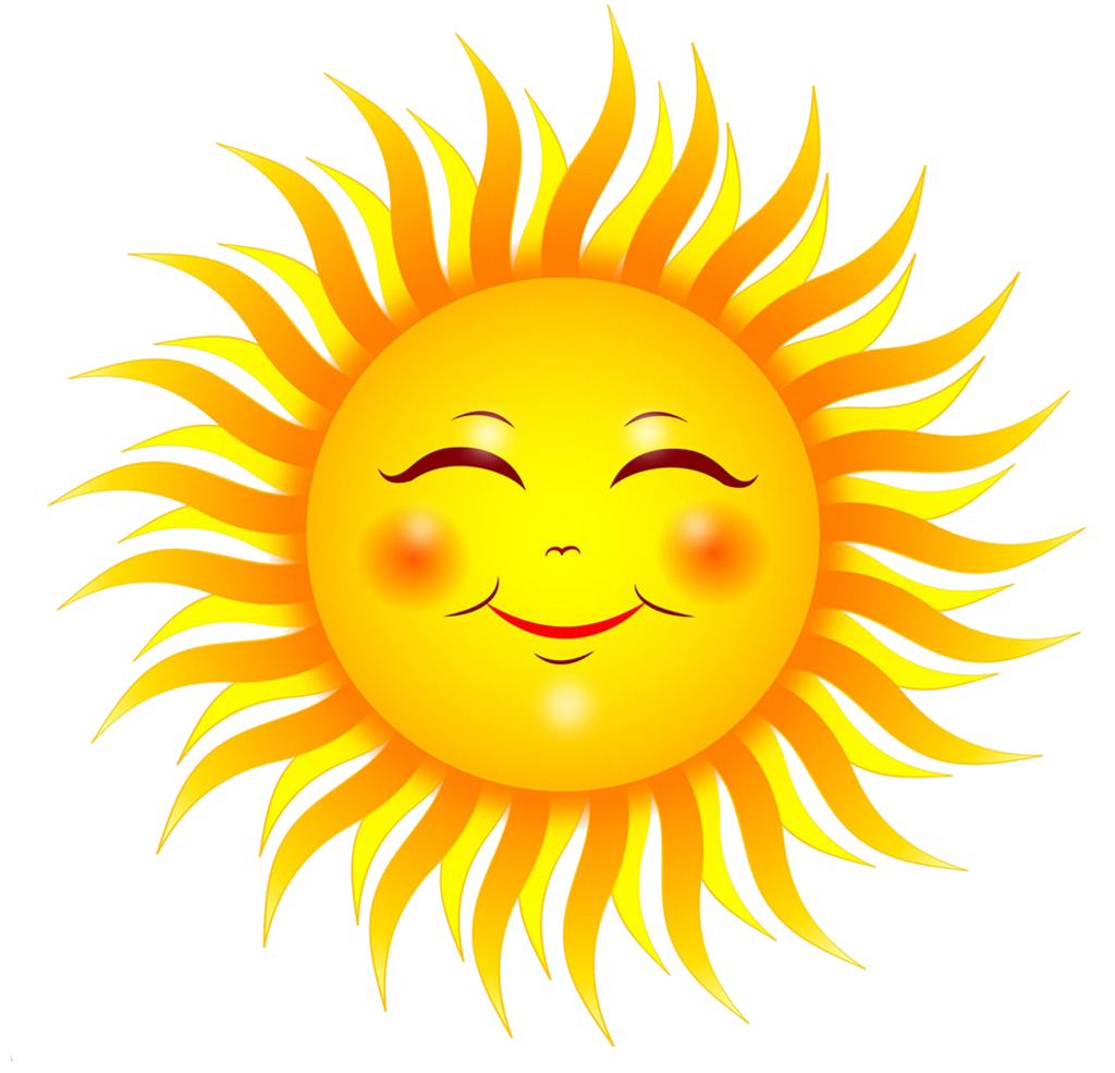 Smile The Sunlight Sun PNG Free Photo PNG Image