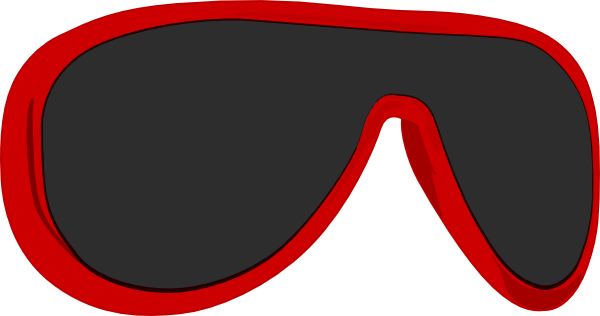 Cool Sunglass Clipart PNG Image