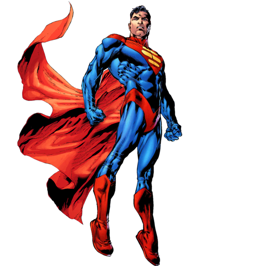 Superman Animated Png PNG Image