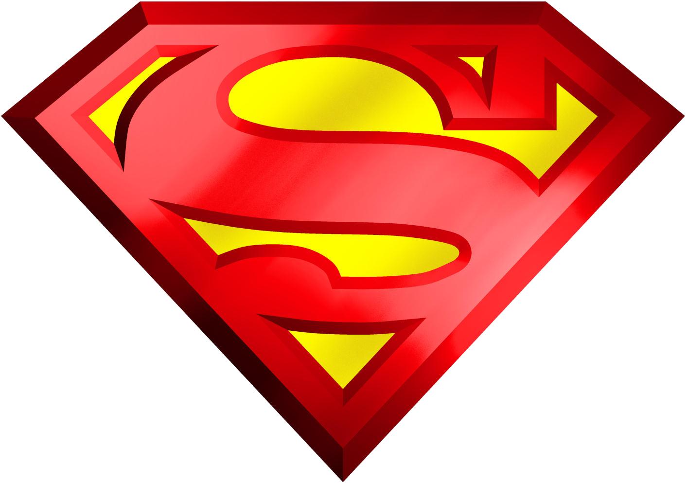 Супермен картинки знака
