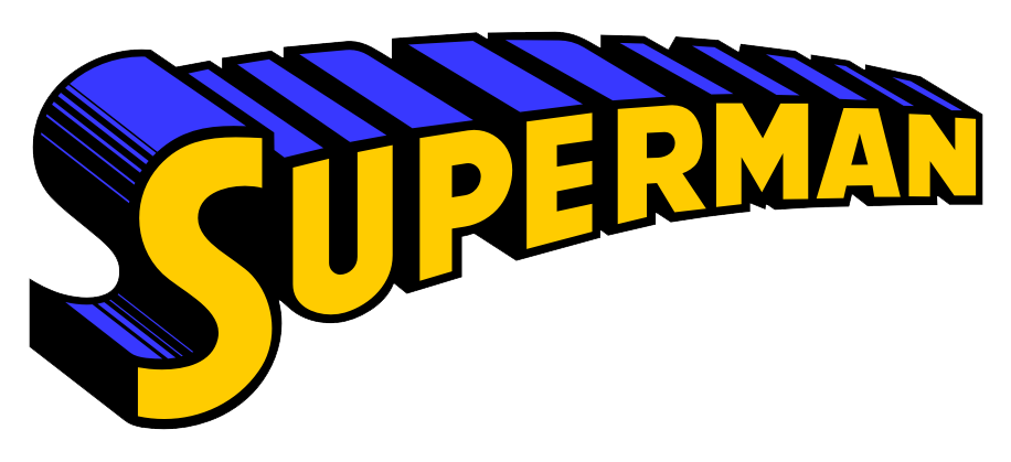 Superman Logo Png Clipart PNG Image