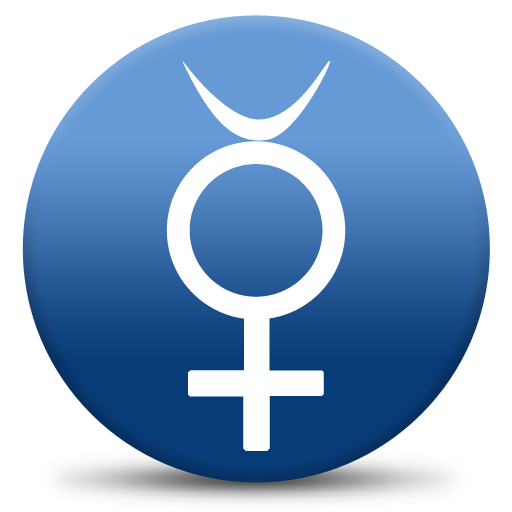 Mercury Motion Symbol Apparent Planet Retrograde PNG Image