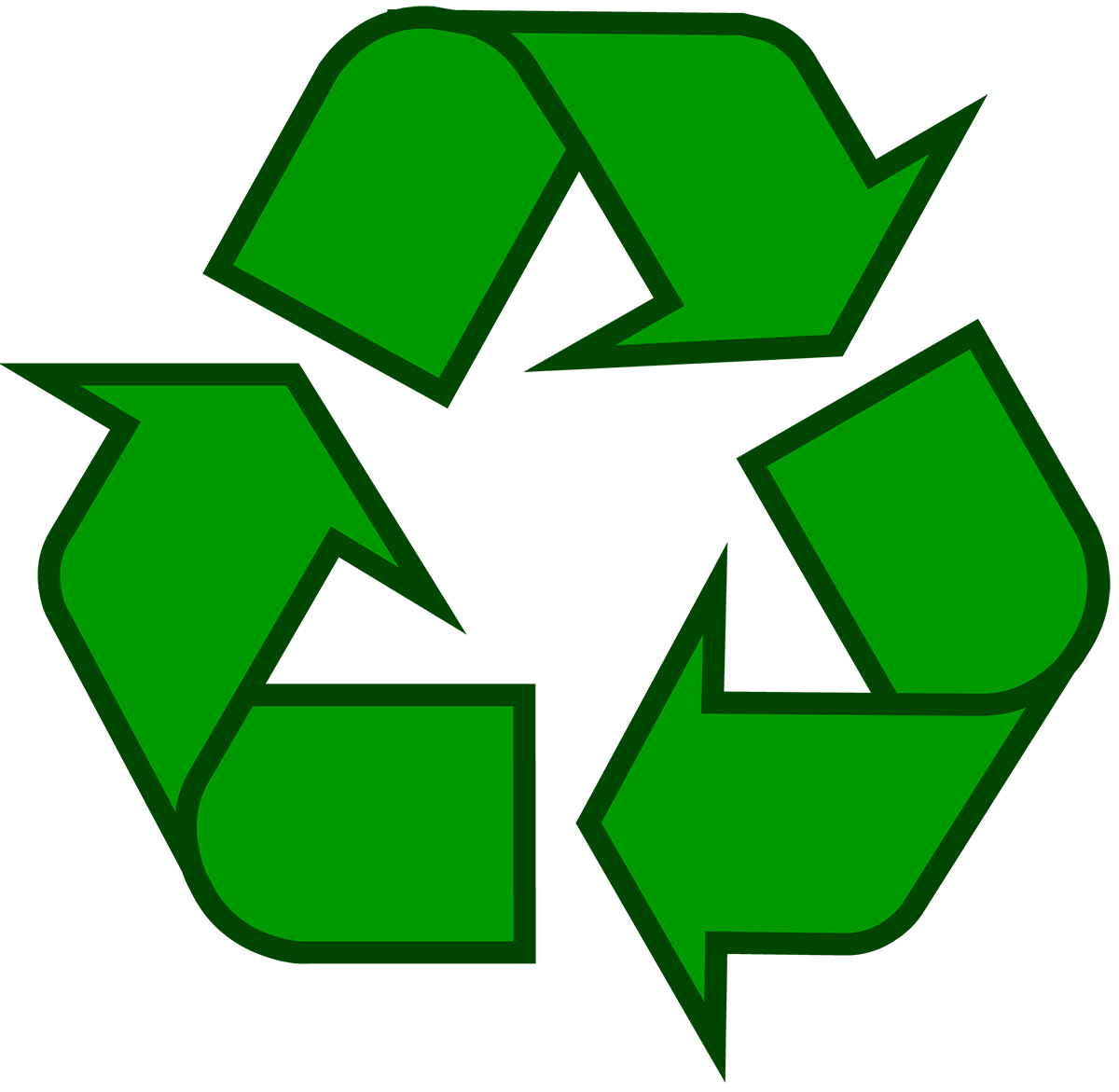 Recycling Bin Symbol Paper Recycle Free Download Image PNG Image