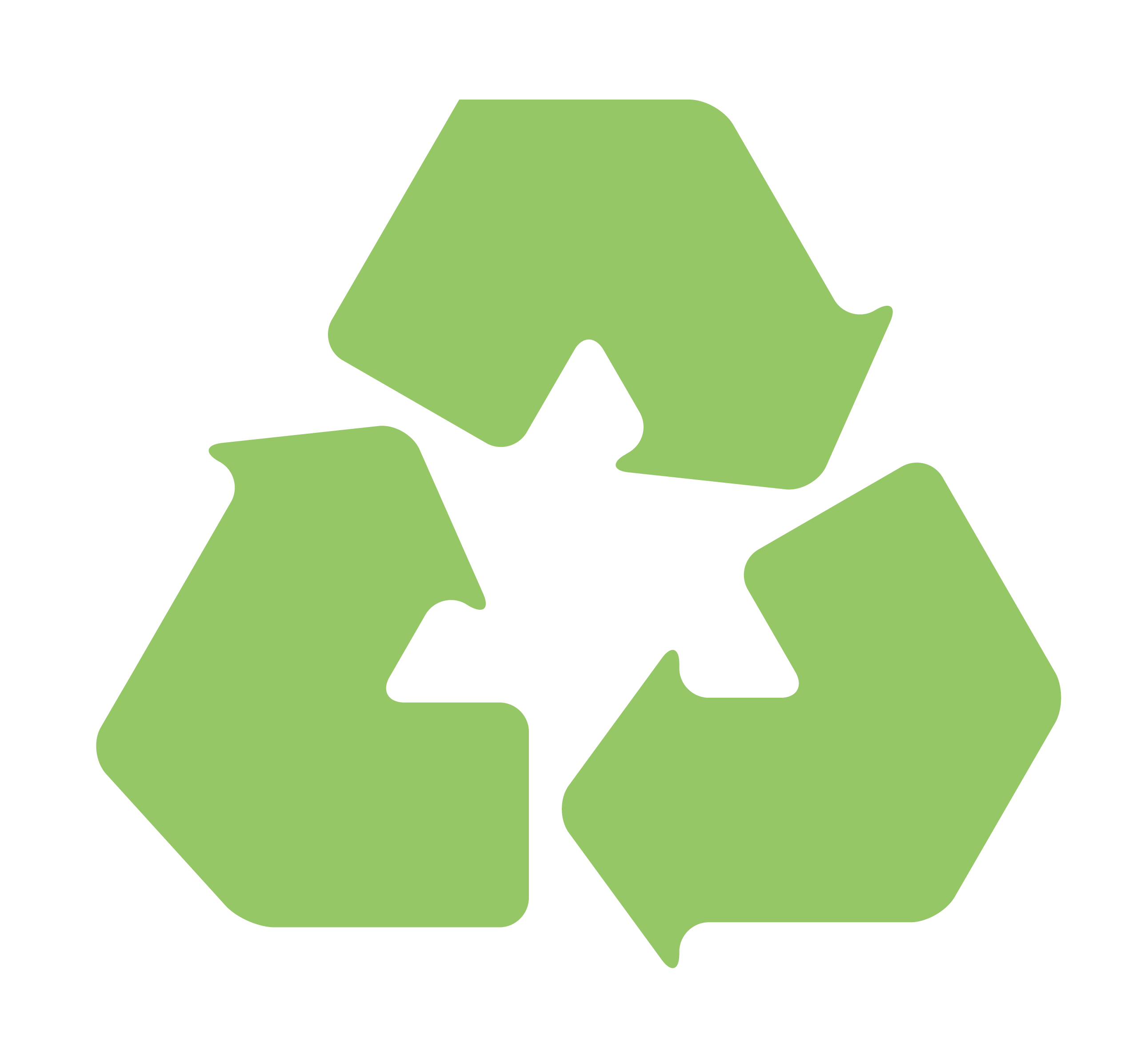 Material Symbol Recycling Vector Logo Using Waste PNG Image