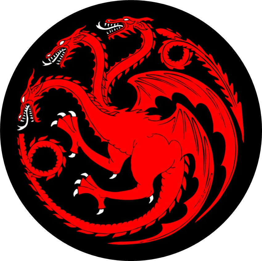 House Symbol Character Stark Fictional Daenerys Eddard PNG Image
