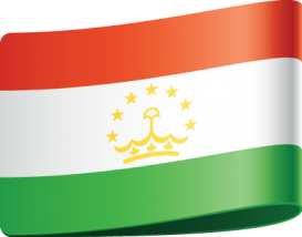 Tajikistan Flag Png Clipart PNG Image