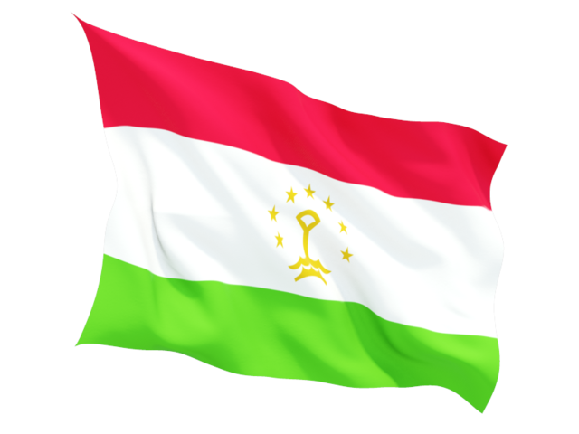 Tajikistan Flag Picture PNG Image