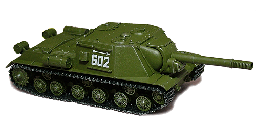 Su152 Tank Png Image Armored Tank PNG Image