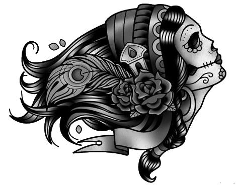 Tattoo Drawing PNG Image