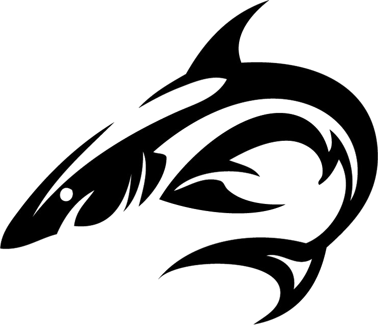 Tattoo Shark Png Image PNG Image