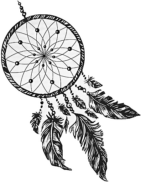 Download Wall Tattoo Decal Wallpaper Dreamcatcher Download Hd Png Hq Png Image Freepngimg