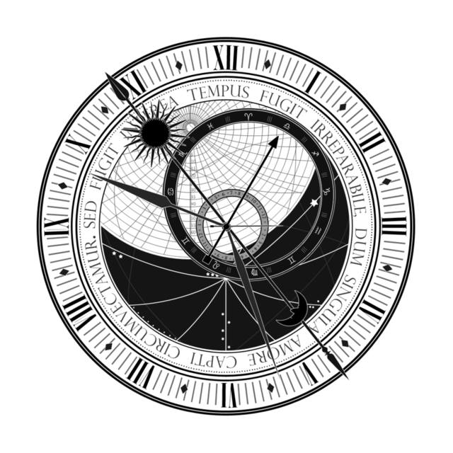 Tattoo Prague Astronomy Astronomical Clock Download HQ PNG PNG Image