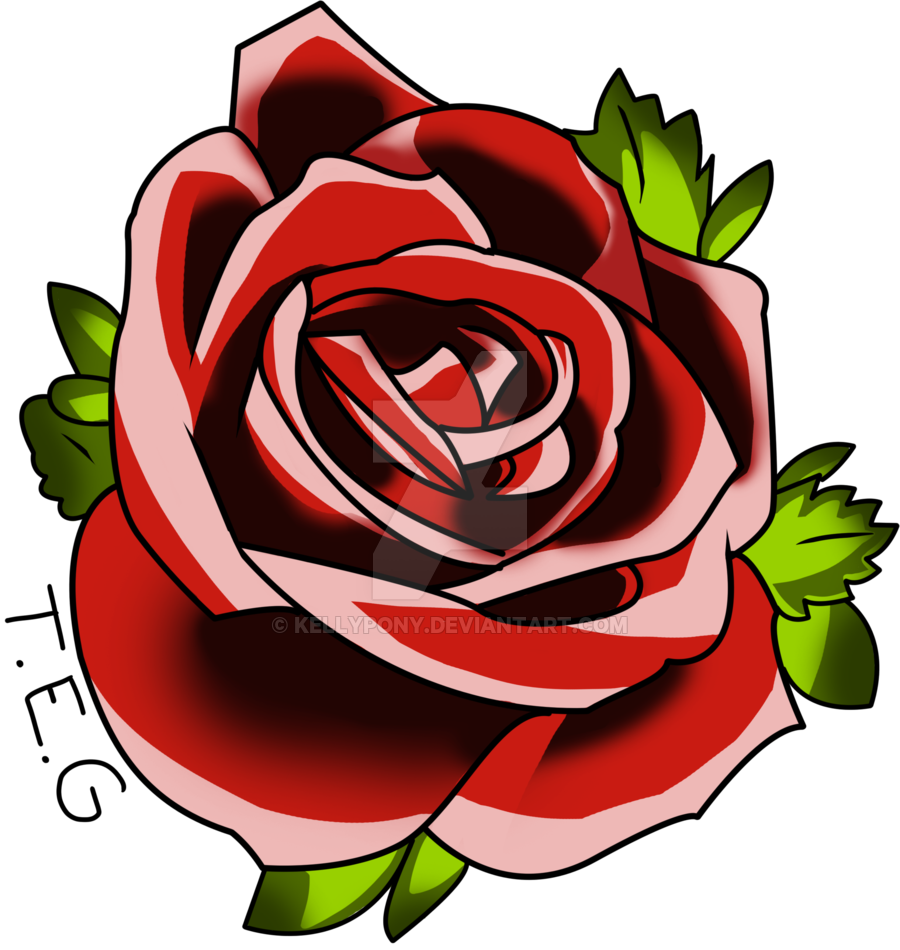 Rose Delle Rosario Tattoo Free Transparent Image HD PNG Image