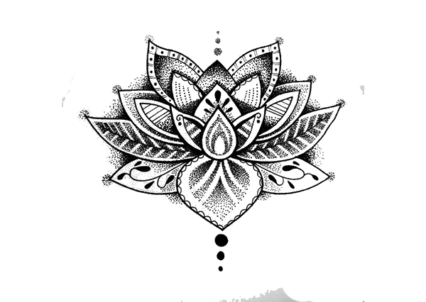 Body Tattoo Flower Art Upper Limb Arm PNG Image