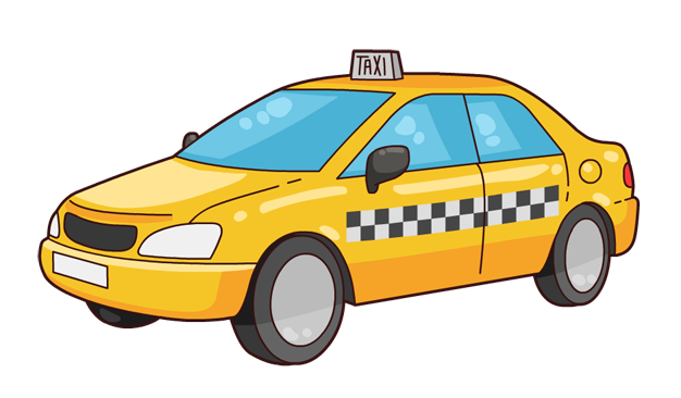 Taxi Cab Download Png PNG Image