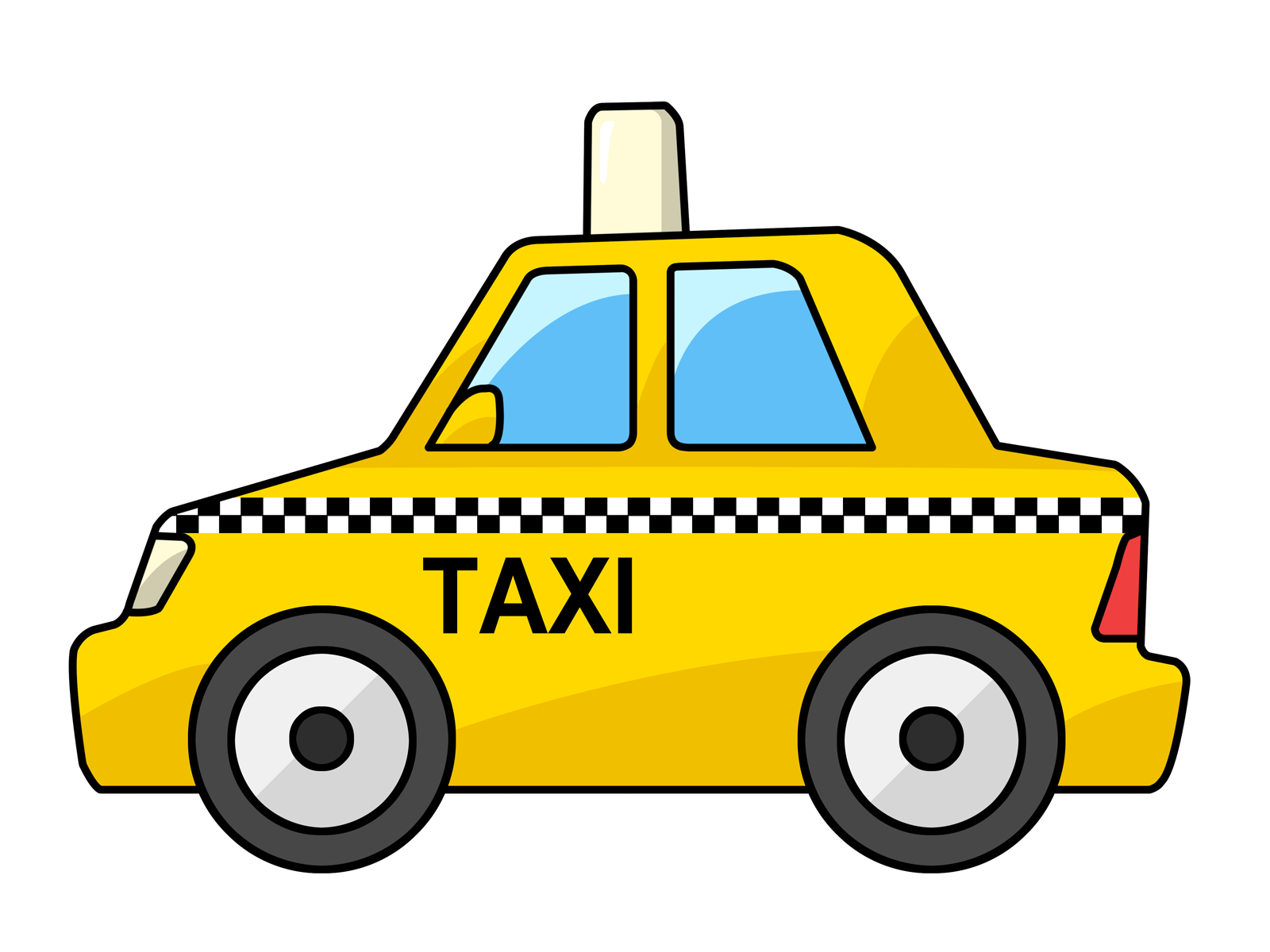 Taxi Cab Free Download Png PNG Image