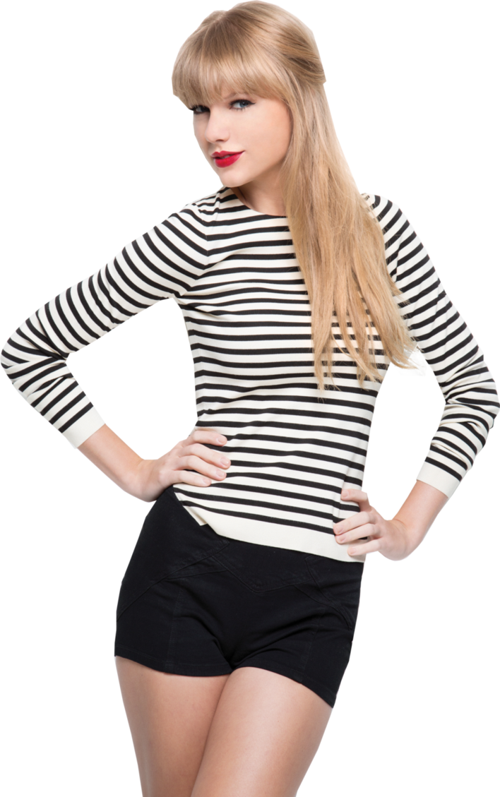 Taylor Swift Transparent PNG Image