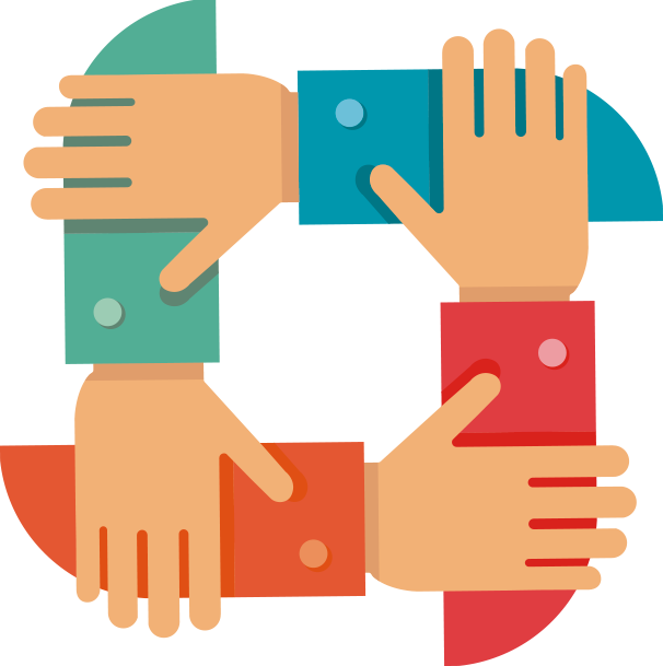 Icons Hand Computer Teamwork Finger Team PNG Image