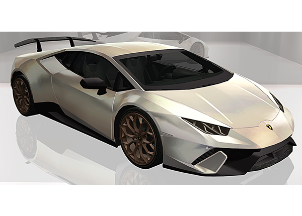 Sims Car Lamborghini Nightlife Family PNG Image High Quality PNG Image