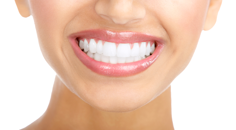 White Teeth Clipart PNG Image