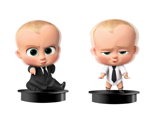 The Boss Baby Hd PNG Image