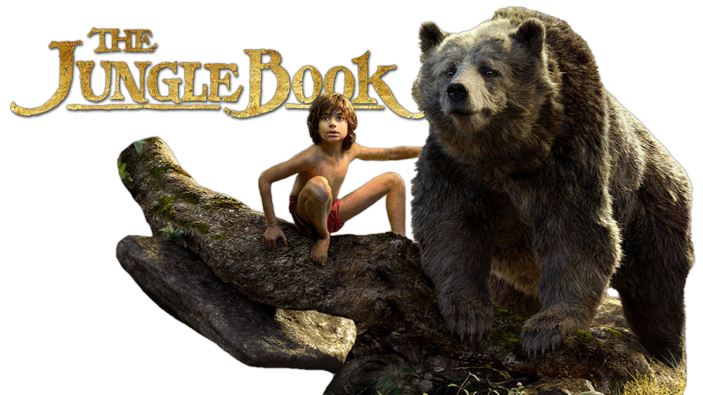 The Jungle Book File PNG Image