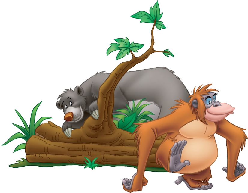 King Louie Image PNG Image