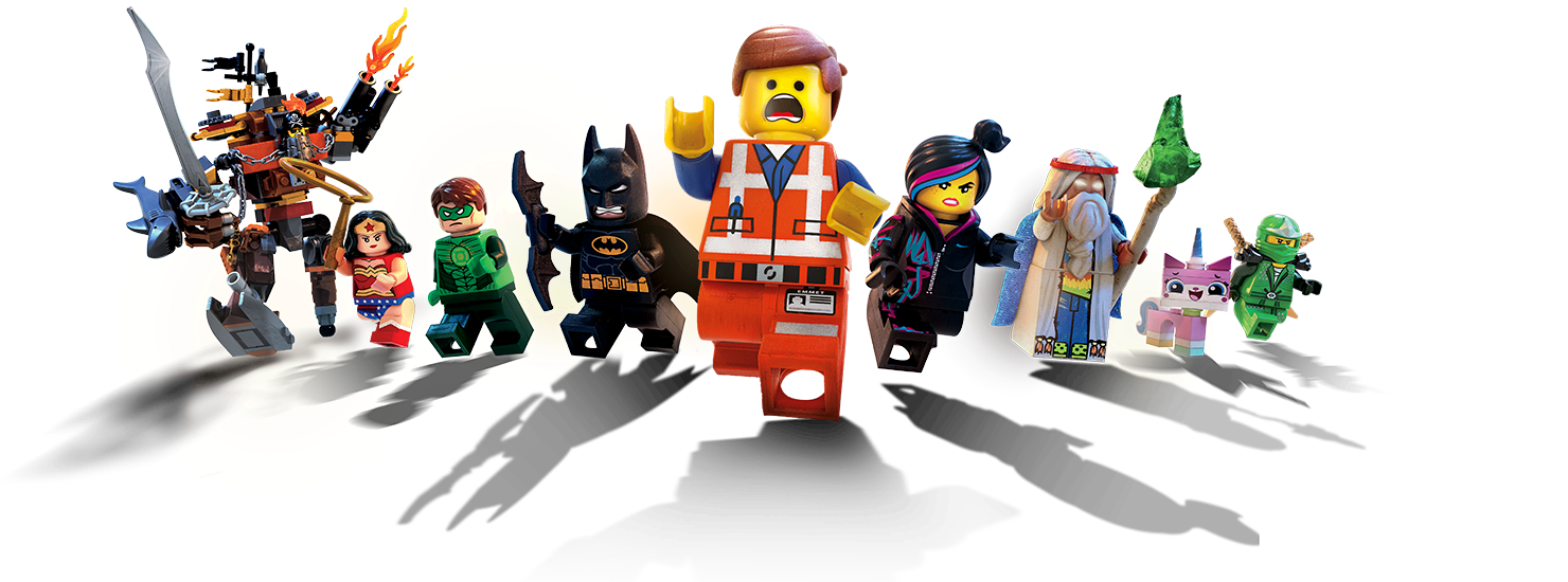 The Lego Movie File PNG Image
