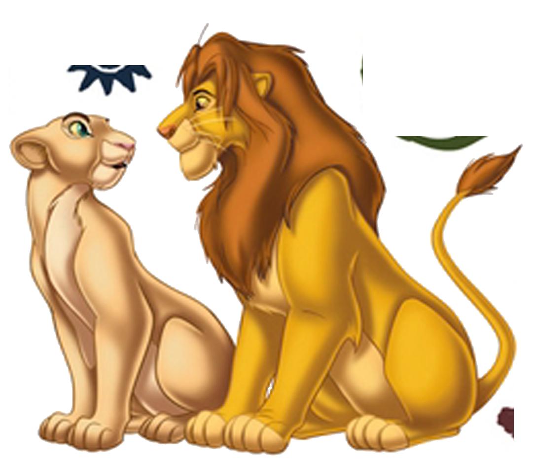 праздник мультяшные картинки с львицами купе