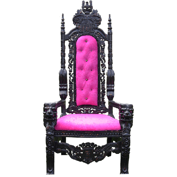 Throne PNG Image