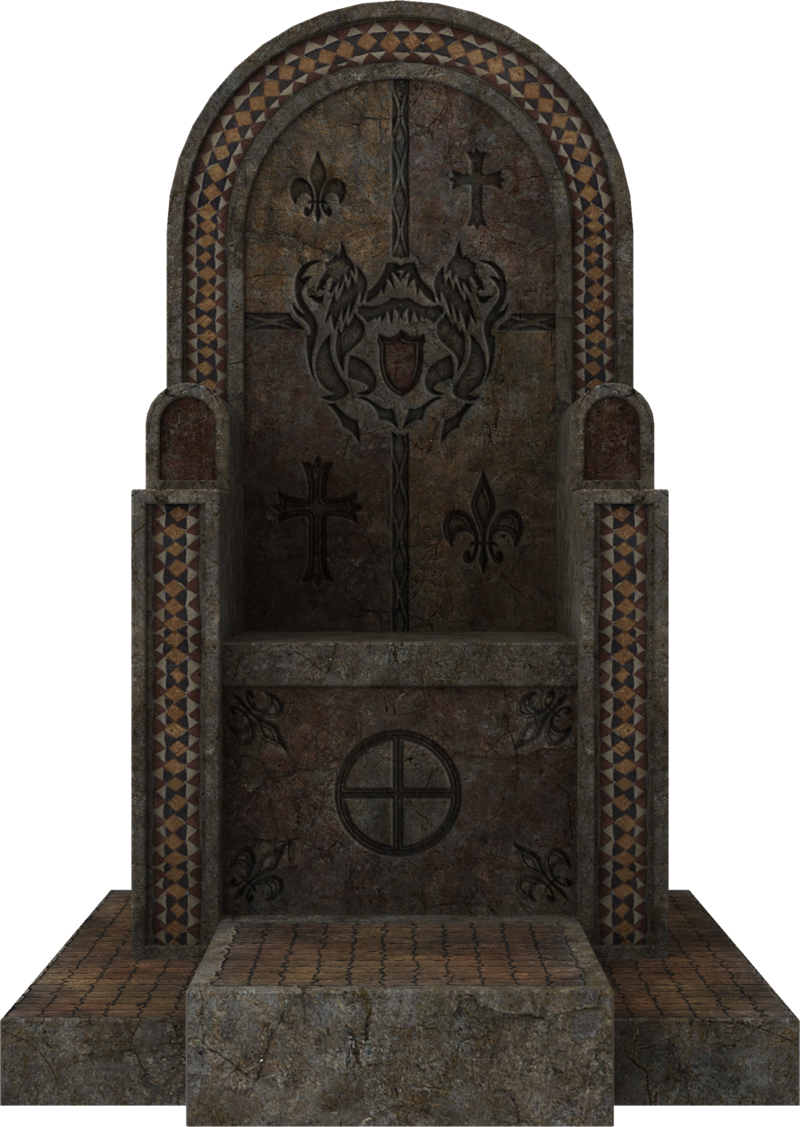 Throne Photos PNG Image