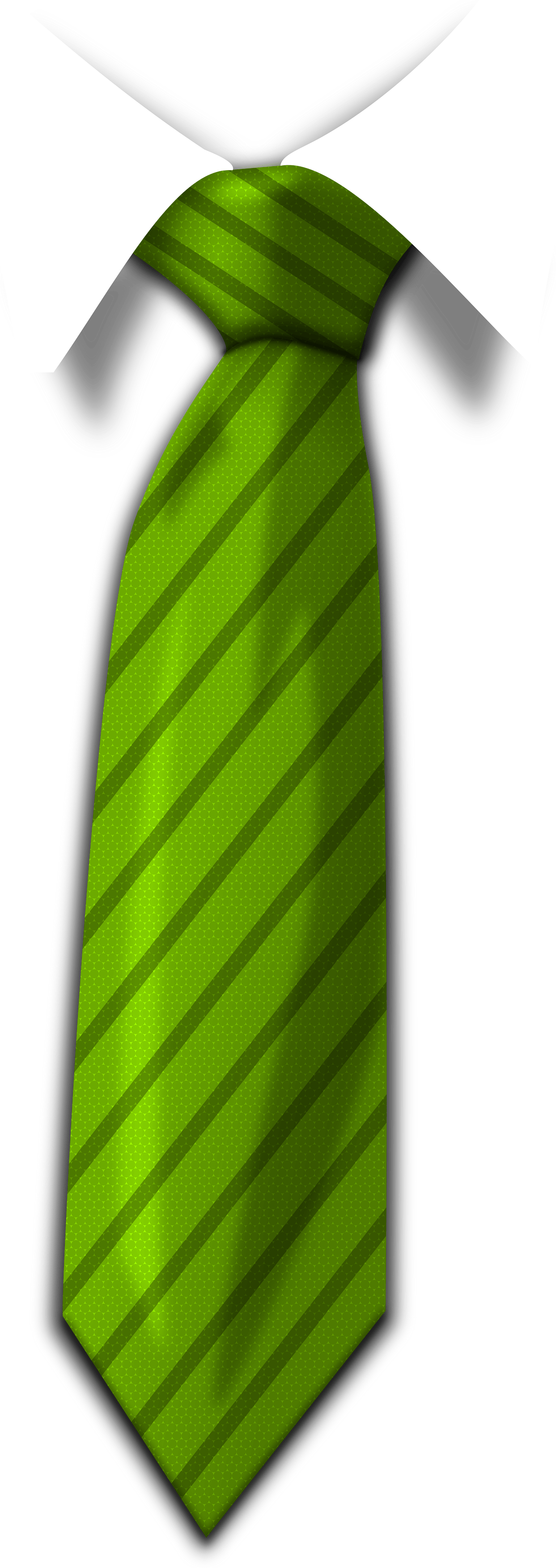 Green Tie Png Image PNG Image
