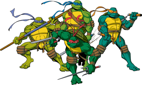 Tmnt High-Quality Png PNG Image